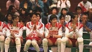 记忆中的1998女排世锦赛,郎平初任主教练的谢幕战