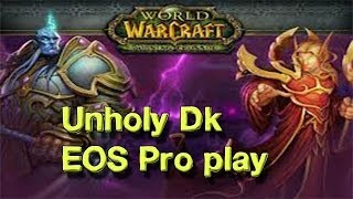 Unholy dk- Eye of the storm Battleground pro play wow 5.4