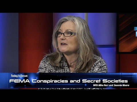 ItM 051: FEMA Conspiracies and Secret Societies with Mike Kerr and Jeannie Moore
