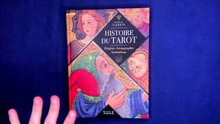 📚 [LIVRE] Histoire du Tarot - Isabelle Nadolny