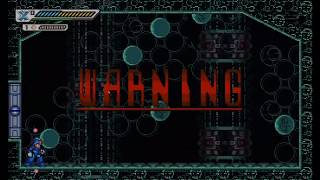 Megaman X Corrupted ロックマン X Corrupted - Strike Boss Battle TEST