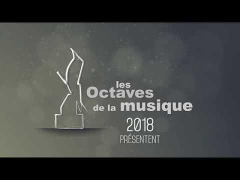 Nominés aux Octaves de la Musique 2018 - Catégorie Musique Contemporaine