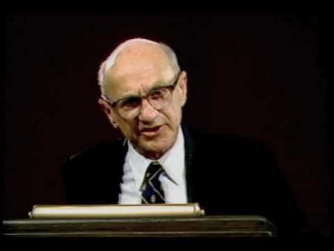 Milton Friedman - Poverty and Equality