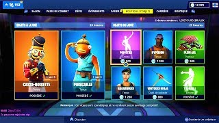 store FORTNITE of December 27, 2018! ITEM SHOP December 27 2018