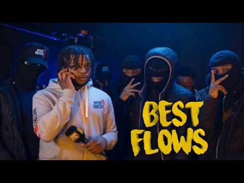 TOP 10 RAPPERS WITH THE BEST FLOW IN UK DRILL