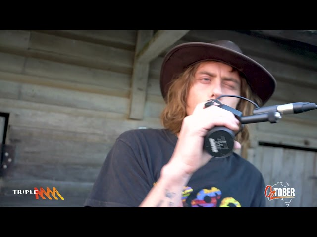 Lime Cordiale Cover The Choirboys 'Run To Paradise' For Oztober | Triple M