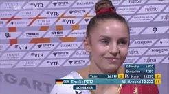 Turn WM der Teams der Frauen Qualifikation Tag 1 2019 Stuttgart
