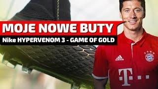 ⚽ ZŁOTY BUT dla LEWEGO  NIKE Hypervenom 3 Game of Gold