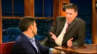 Craig Ferguson 4/20/12E Late Late Show Jerry Ferrara