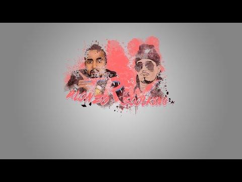 Soolking Ft. Alonzo - T.R.W [video lyrics]