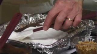 Peanut Butter Hot Fudge Cake