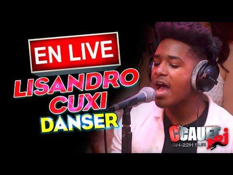 LISANDRO CUXI - DANSER - LIVE - NEW SINGLE