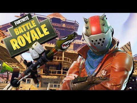 Fortnite Battle Royale Gameplay German - Der seltenste Skin