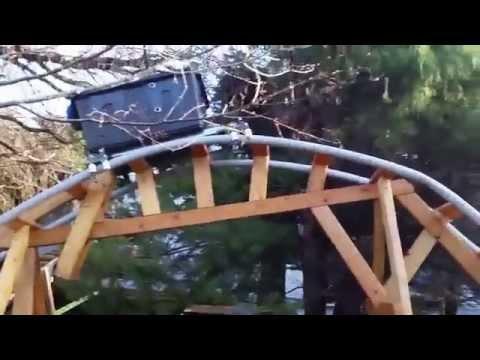 The McGregor Backyard Roller Coaster Company is Born.