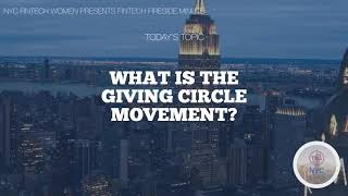 What is the Giving Circle Movement?