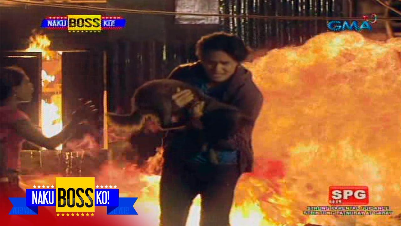 Naku, Boss Ko!: Jon G., the superhero