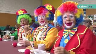 La Gent Gran del Posa-hi-oli han celebrat la seva festa de Carnaval