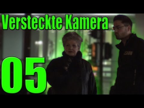 ICH STEH' AUF ÄLTERE FRAUEN (Versteckte Kamera #05)