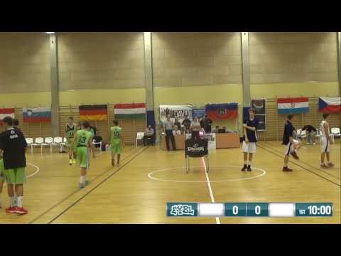 Basketball Academy Budapest (HUN) - Stellazzurra Basketball Academy (ITA)