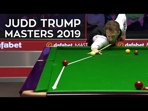 Judd Trump Super Shots Compilation | Snooker Masters 2019