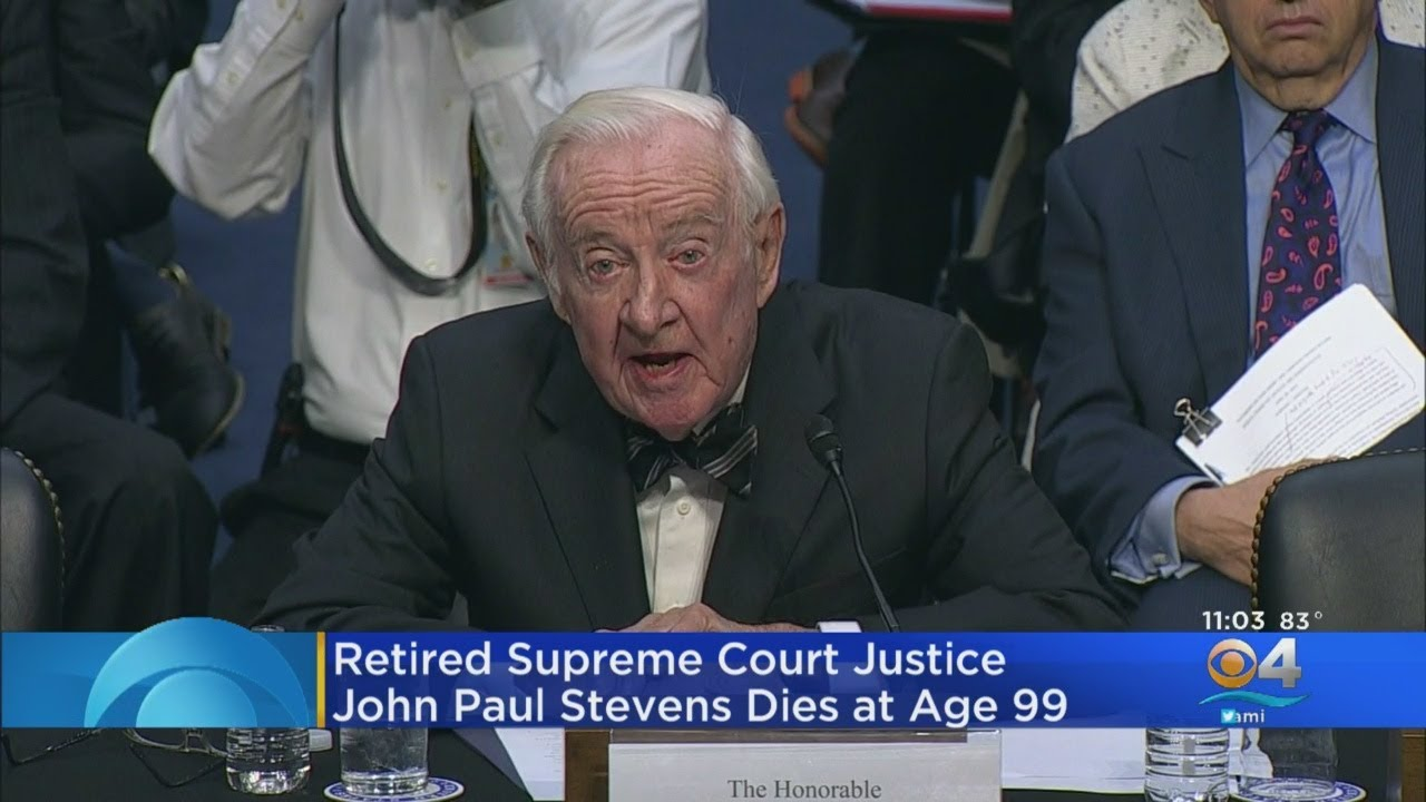Image result for John Paul Stevens