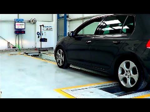 Atl Brake Tester   Mot Testing Equipment   Getech Garage Equipment