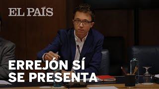 Errejón confirma que se presenta a las elecciones generales