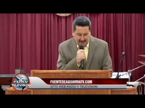 """Pastor ATILIO RUIZ MENSAJE """"DONDE ESTAN LOS..."""""""