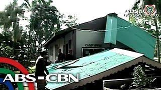 Tornado destroys homes in Misamis Oriental