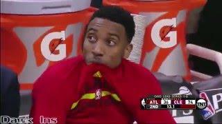 Cleveland Cavaliers All 25 Three Pointers vs Atlanta Hawks NBA Record!
