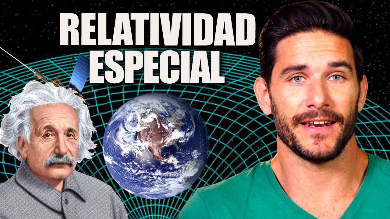 ¿Qué es la relatividad especial?
