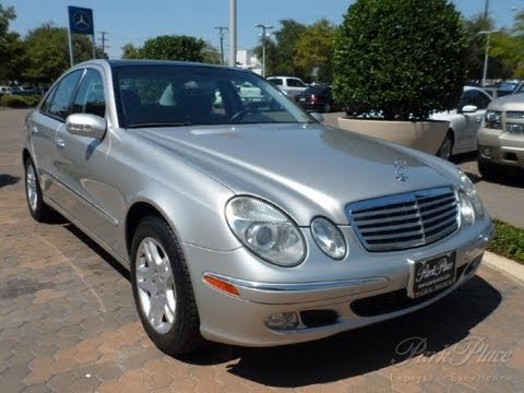 2003 mercedes benz e320 tour youtube. Black Bedroom Furniture Sets. Home Design Ideas