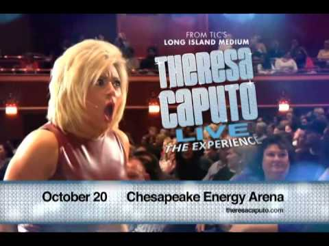 Theresa Caputo Live! The Experience at Chesapeake Energy Arena