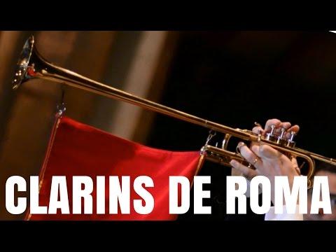 Clarins de Roma  a para casamento  Coral e Orquestra Sognatori Per Caso  Sitio São Jorge