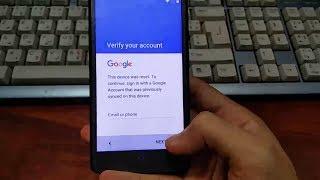 remove account google zte blade L5
