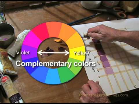 Thomas Baker - Making Color Charts Part 3/3