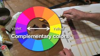 thomas baker making color charts part 3 3