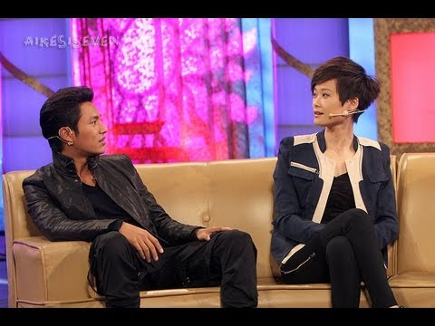 LiYuChun李宇春:20111209A date with LuYu Part1