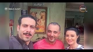 صاحبة السعادة - محمد فراج : الجيل ده عنده أصرار ومصابره فظيعة