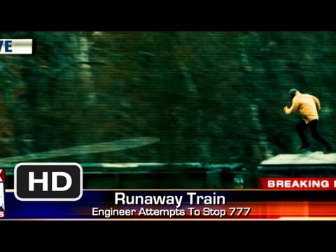 Unstoppable #4 Movie CLIP - Runaway Train (2010) HD