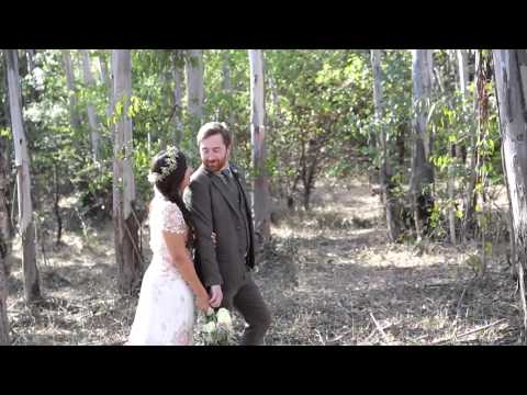 The BEST Wedding Vows EVER! - A Love Filled Human Adventure - Travis&Karina's Jack London Film