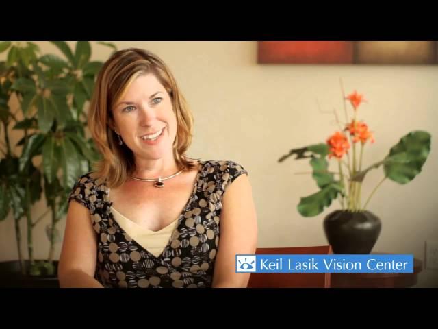Kate Wezeman - Keil Lasik Patient Testimonial | Keil Lasik