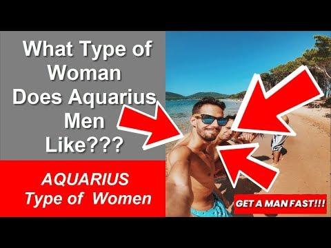 What Type Of Woman Do Aquarius Men Like - What Type Of Women Do Aquarius Men Like