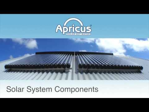 Apricus Solar Hot Water System Overview