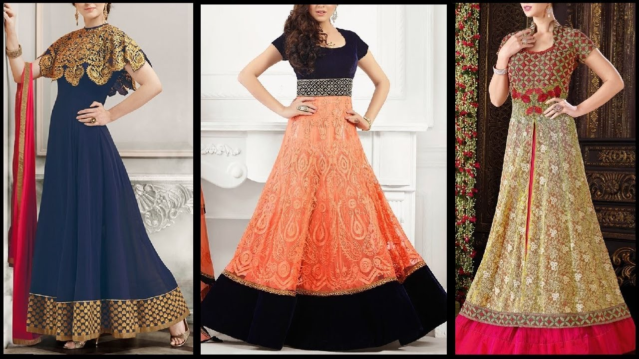 Latest frocks Designs for Women & Girls 2017 | Dress for Party ...
