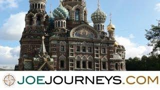 Church of the Saviour on Spilled Blood - Saint Petersburg - Russia | Joe Journeys