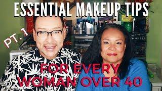 Best Tips and Tricks for Mature Skin | Episode 1 | mathias4makeup