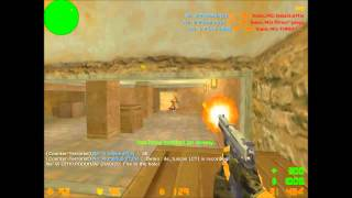CS 1.6: Edward Legendary ace -5 hs usp vs Fnatic Arbalet cup 2010 de_tusсan HD 720p live reactions