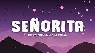 Shawn Mendes, Camila Cabello - Señorita (Lyrics / Letra)