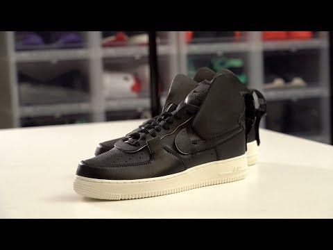 The PERFECT NIKE AIR FORCE 1 SNEAKER COLLAB FOR 2018